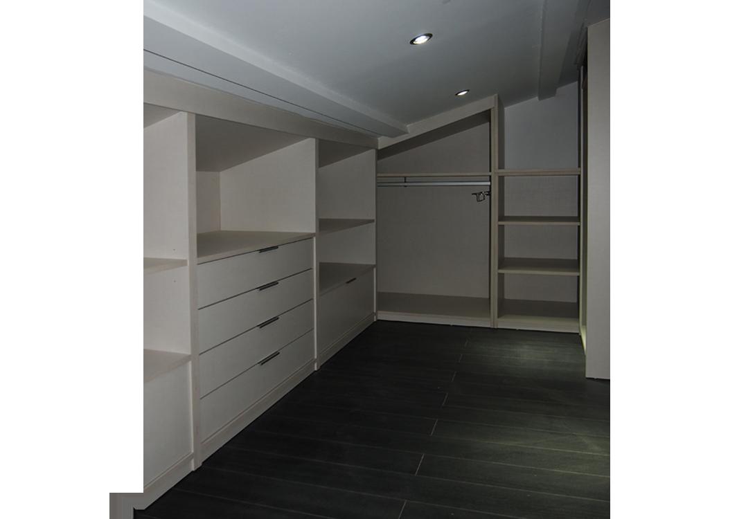 Muebles vestidor obtenga ideas dise o de muebles para su - Muebles buhardilla ...
