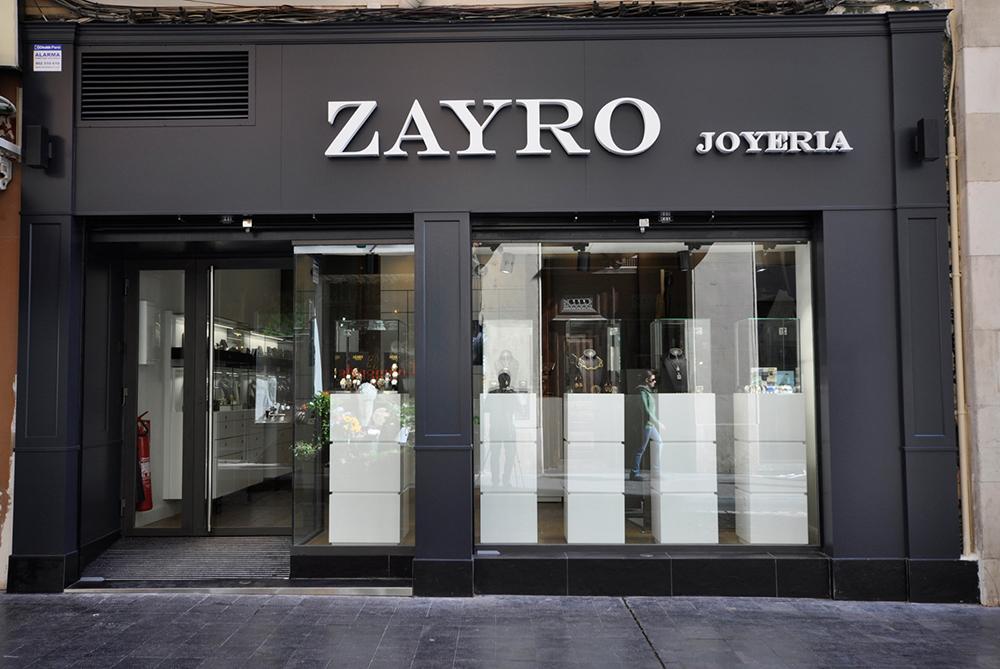 Muebles Joyeria : Joyeria zayro muebles lajusticia a medida